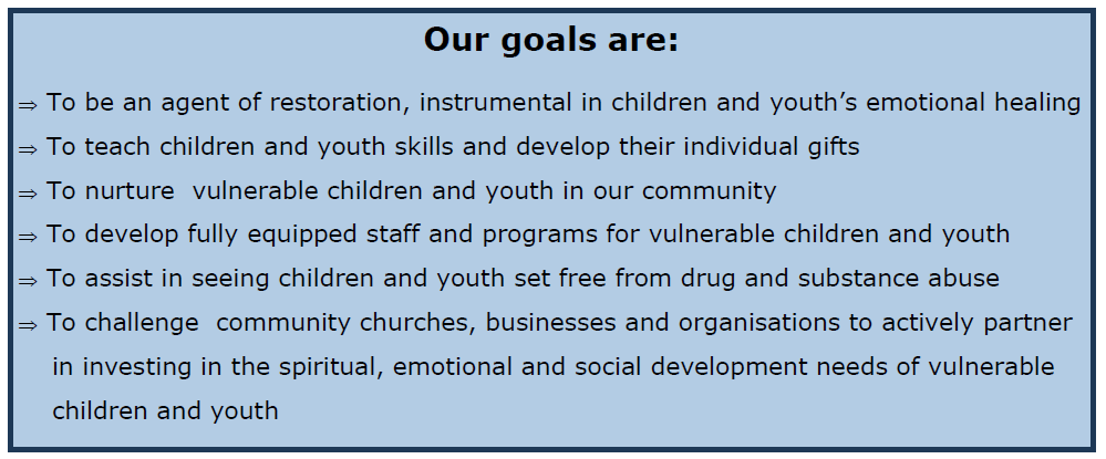 Joshua Project Goals