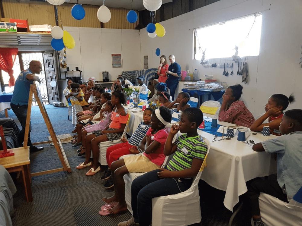 Teaching Joshua Project Humansdorp Children