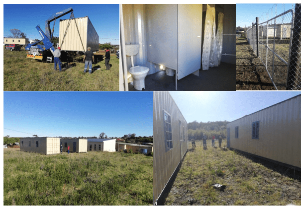 humansdorp containers 2020
