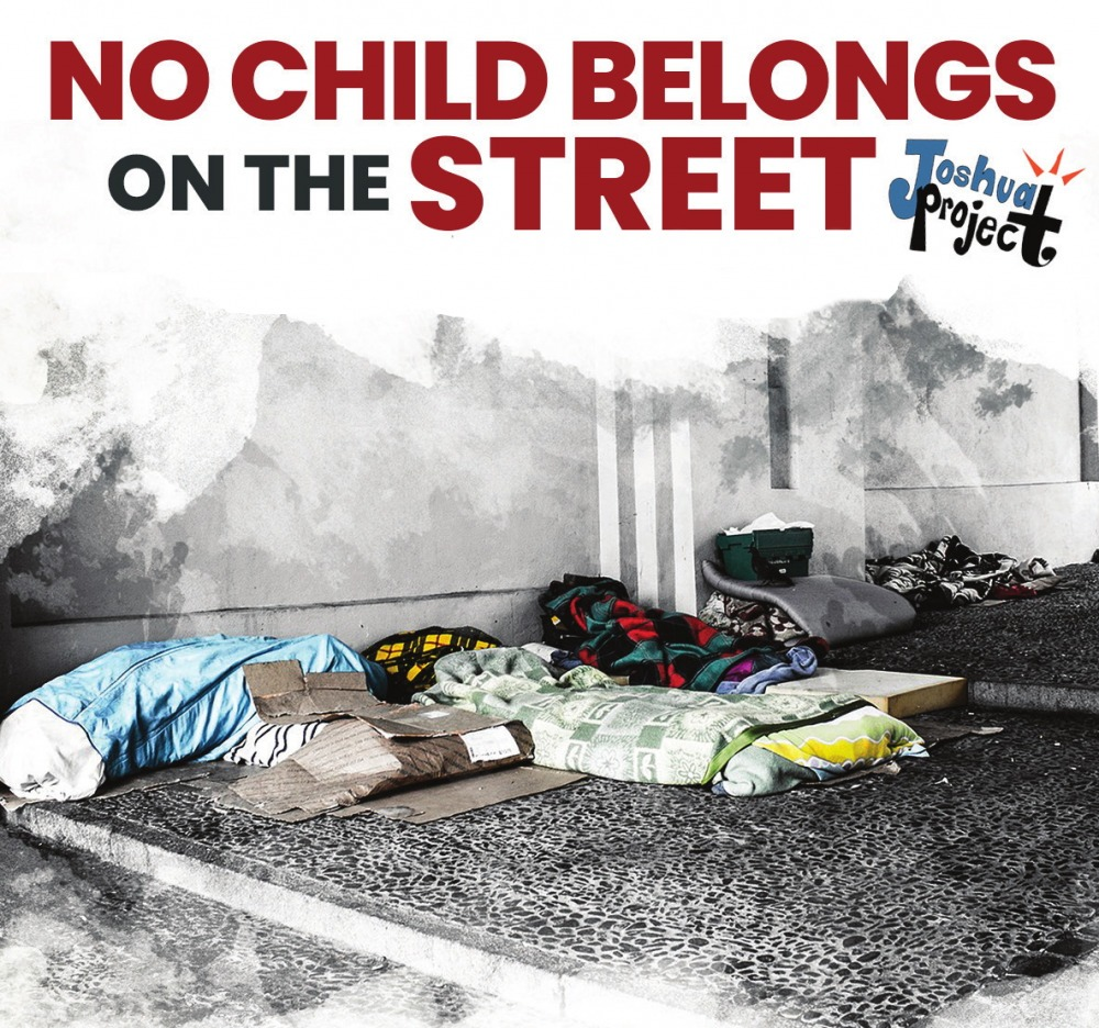 don't make beggars of our children